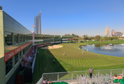 Byrne helps deliver Dubai Desert Classic