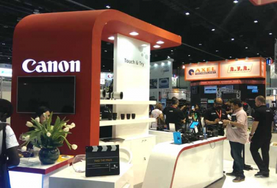 Canon lauds CABSAT results