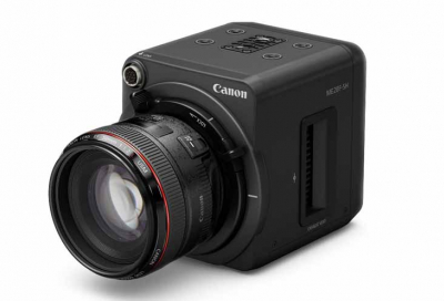 Canon to launch video camera with ISO of over 4mn