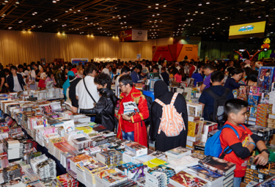 In Pics: Middle East Film & Comic Con 2015