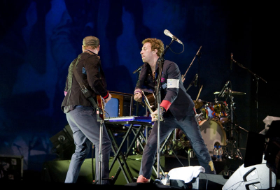 Coldplay confirmed for NYE gig in Abu Dhabi
