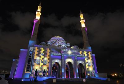 PIC SPECIAL: Sharjah Light Festival