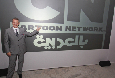 IN PICTURES: Cartoon Network Arabic launch