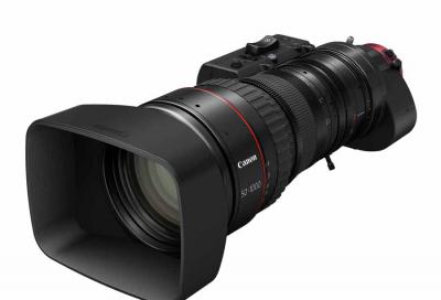 Canon takes wraps off 4K telephoto lens