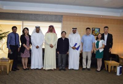 China eyes Sharjah to boost trade