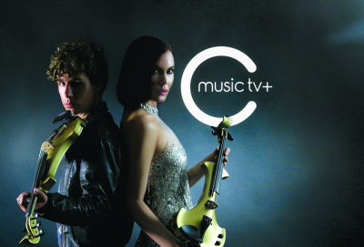C Music TV to be broadcast in Asia on AsiaSat 5