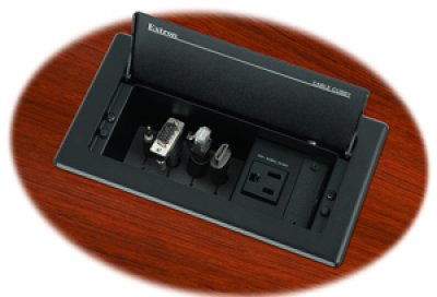 Extron introduces new Cable Cubby 202