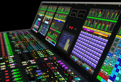 Calrec to debut new audio production console