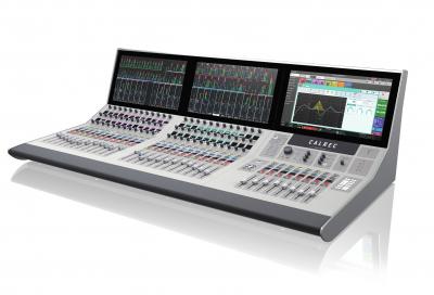 Calrec to unveil Summa audio console at KOBA 2014