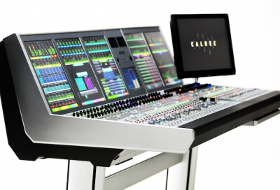 Calrec to unveil new Artemis console at NAB