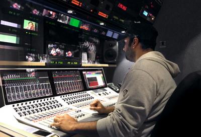 Kuwait Television installs Calrec Summa in OB van