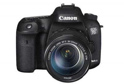 Canon announces 7D Mark II