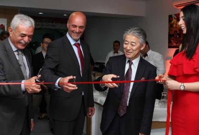 Canon opens showroom in Tunisia