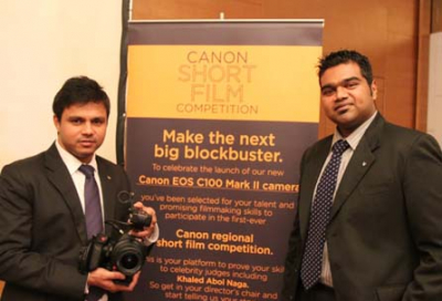 Canon names short film competition finalists