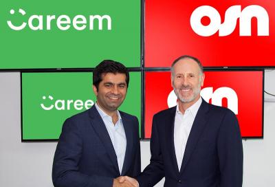 Careem and OSN enter strategic partnership