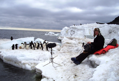 Frozen Planet uses Sound Devices