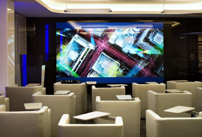 Christie partners with IBM for projection project