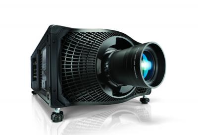 Christie unveils 4K omnidirectional projector