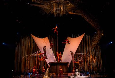 New Cirque du Soleil show 'Varekai' heading to UAE