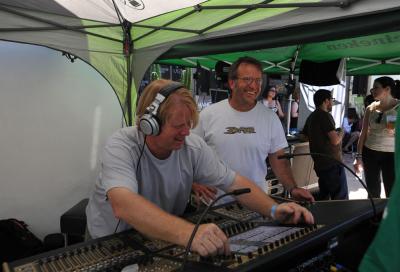 DiGiCo SD8 rocks KROQ's stage at 2011 Coachella