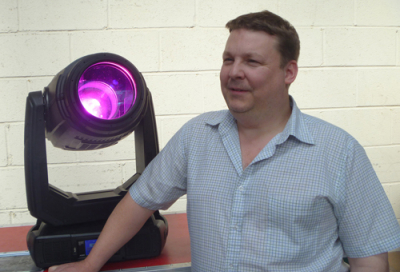 Colour Sound invests in 50 Robe BMFLs