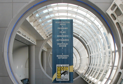 Qube and MiT partner up for Comic-Con
