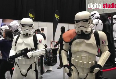 VIDEO: Check out ME Comic Con with Digital Studio