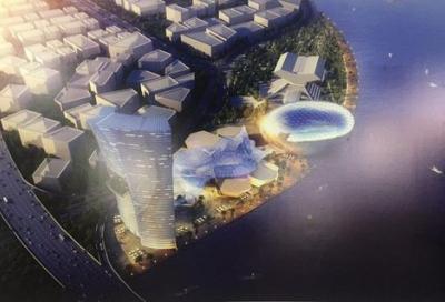 Dubai announces $500m giant conference centre deal