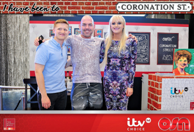 OSN hosts stars of Coronation Street in Dubai
