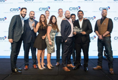 DS Awards: Winners take to the stage