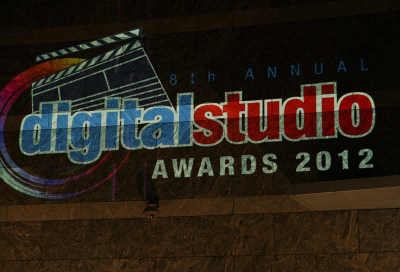 Digital Studio Awards 2012: Winners revealed