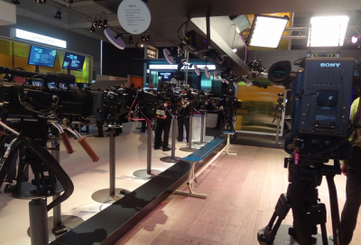 Sony to show multi-platform production at IBC