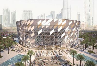 Dubai to get new multipurpose events arena in 2018