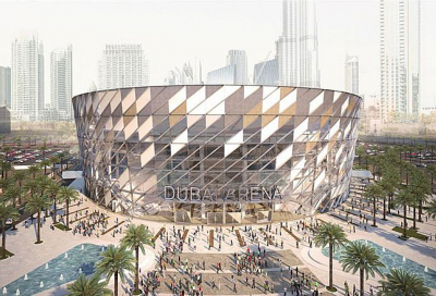 Dubai to get new multipurpose events arena in 2018