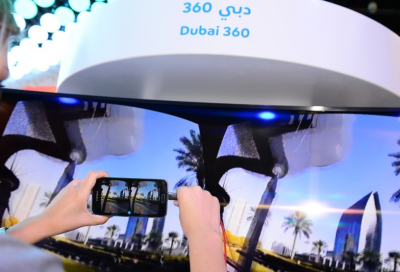 Du wows with Dubai360 VR app