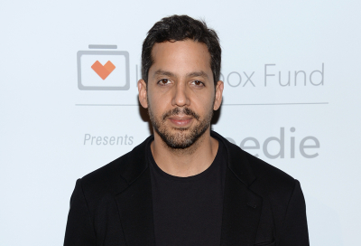 VIDEO: David Blaine gets ready to defy death