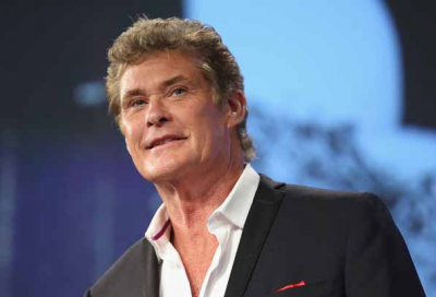 David Hasselhoff to judge AFS awards
