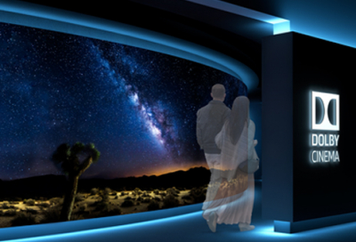 Dolby to launch next generation cinema experience