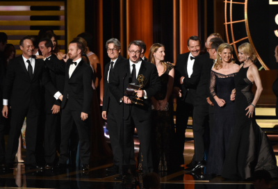 IN PICS: Emmys 2014 - The Winners