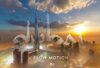VIDEO: Dubai Flow Motion in 4K