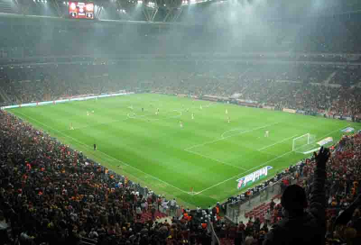 EAW at Galatasaray Stadium - the world's loudest