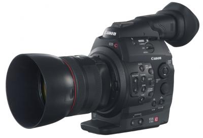 Canon enters 4K fray