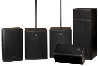 Electro-Voice launches Live X loudspeaker series