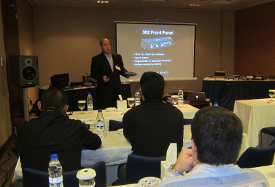 DPA Mics and Sound Devices conduct joint seminar
