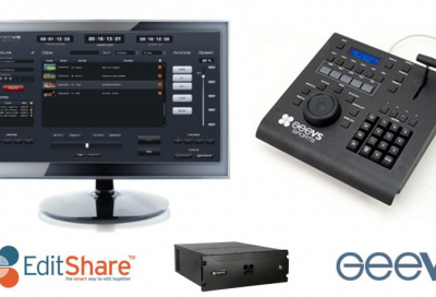 EditShare upgrades Geevs broadcast solution