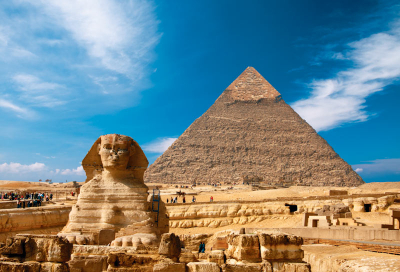 On Location: Egypt