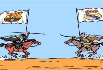Sky News Arabia champions satirical cartoonists