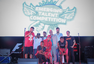 Winners of Emerging Talent Competition revealed