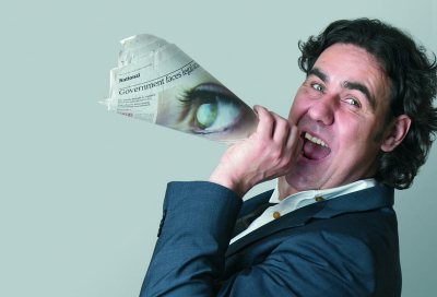 Entec pulls out all stops for Micky Flanagan show