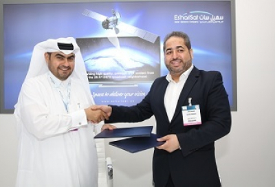 Es'hailSat and Jasco sign agreement for MCPC